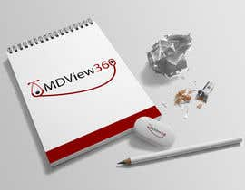 #55 for Design a Logo for MDView360 by thimsbell