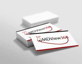 #59 for Design a Logo for MDView360 by thimsbell
