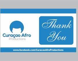 #60 untuk Thank You card oleh Shrey0017