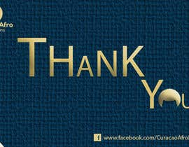 #21 for Thank You card by kevalthacker
