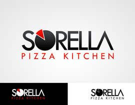 #30 para Logo Design for Sorella Pizza Kitchen de MladenDjukic