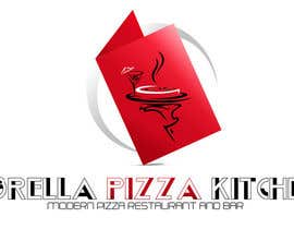 #109 dla Logo Design for Sorella Pizza Kitchen przez ninzz052489