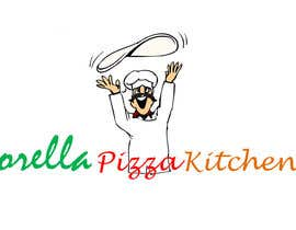 #110 para Logo Design for Sorella Pizza Kitchen de priyasuman