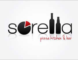 #39 para Logo Design for Sorella Pizza Kitchen de jennfeaster