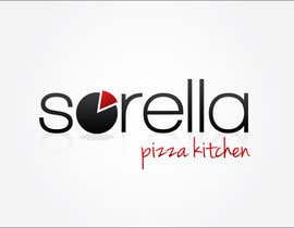 #63 dla Logo Design for Sorella Pizza Kitchen przez jennfeaster