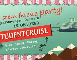 #24 untuk Banner for our Partycruise! Fun project oleh aweidea