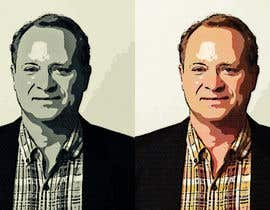 #2 for Photo Stippling (WSJ-style hedcuts) of Head Shots by Gimio
