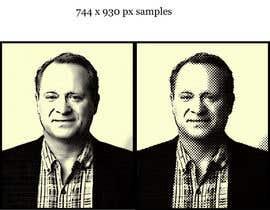 #31 untuk Photo Stippling (WSJ-style hedcuts) of Head Shots oleh Gimio