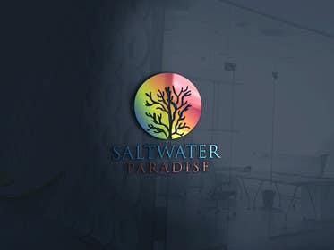 zubidesigner tarafından Design a Logo for Saltwater Paradise için no 73