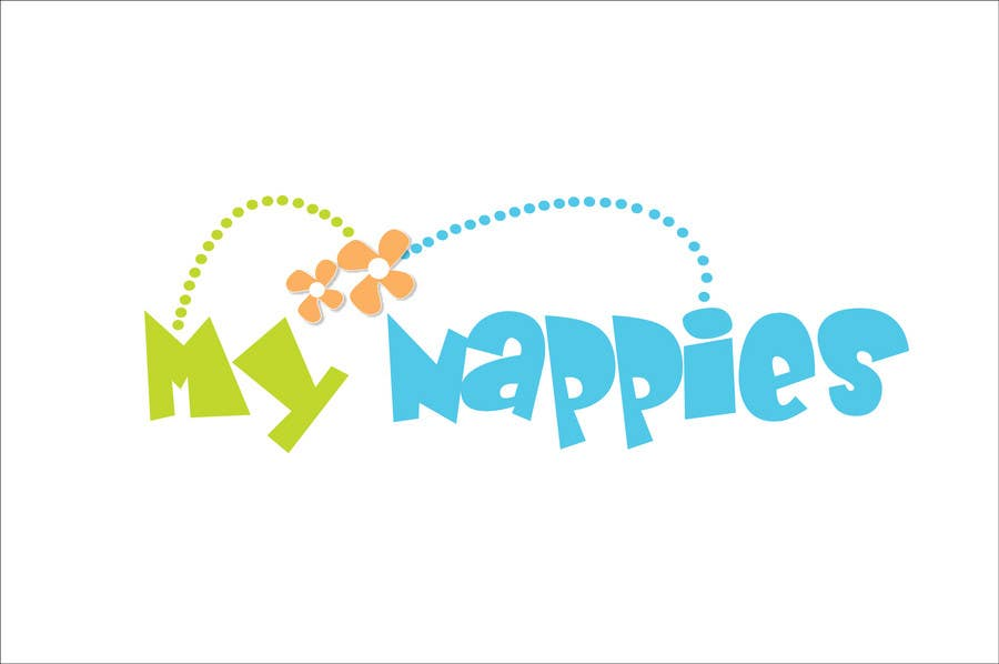 Contest Entry #                                        134                                      for                                         Logo Design for My Nappies