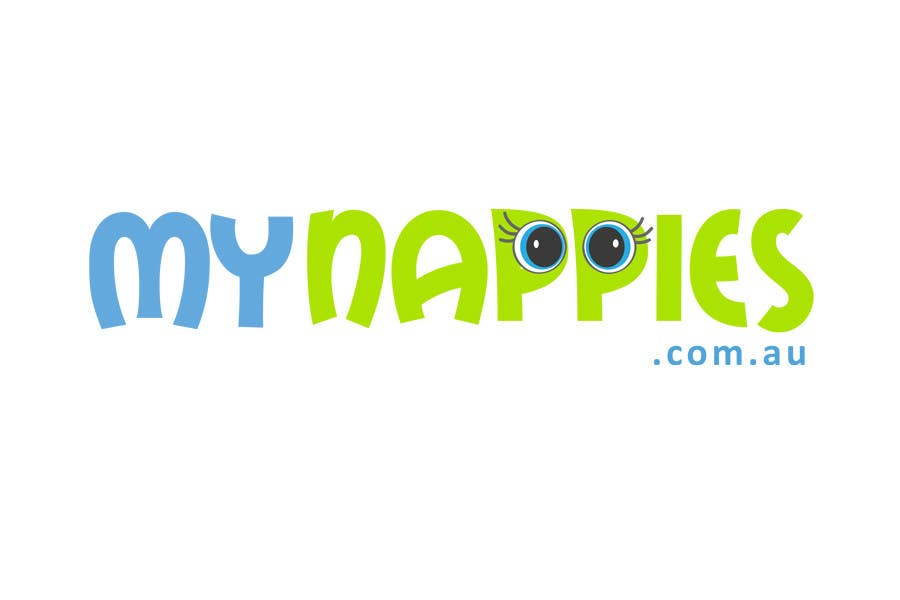 Proposition n°250 du concours Logo Design for My Nappies