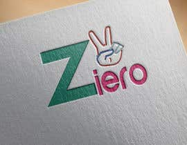 #69 untuk Design a Logo for ZiERO oleh ahmedhassaan111
