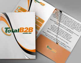 JuaniAtencio tarafından I need some Graphic Design for a presentation folder - totalb2b için no 3
