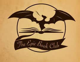 #69 for Design a book-themed logo! by angelc03