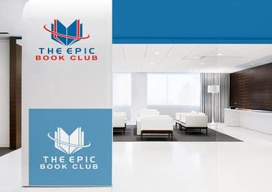 #78 untuk Design a book-themed logo! oleh sdartdesign