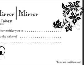 istykristanto tarafından design printable gift voucher for beauty salon için no 16