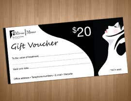 teAmGrafic tarafından design printable gift voucher for beauty salon için no 7