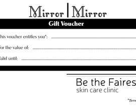 amipop tarafından design printable gift voucher for beauty salon için no 11