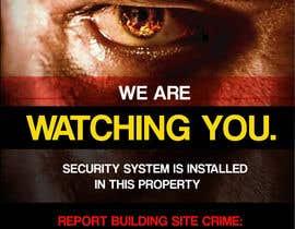 #36 untuk Stop Building Theft oleh jdave802