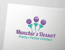 Carlitacro tarafından Design a Logo and business cards for a startup online dessert company için no 16