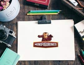 #30 untuk Create New logo for www.minifigurines.fr oleh siewcaeddie