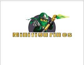 #26 untuk Create New logo for www.minifigurines.fr oleh lugllugl