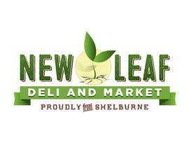#62 untuk Design a Logo for New Leaf Deli and Market -- 2 oleh frizzaro