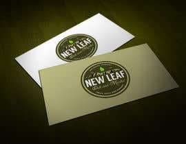 #57 untuk Design a Logo for New Leaf Deli and Market -- 2 oleh StefanMoisac