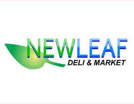 ctate tarafından Design a Logo for New Leaf Deli and Market -- 2 için no 66