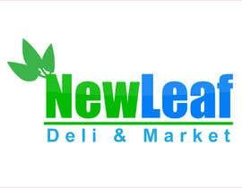 #68 untuk Design a Logo for New Leaf Deli and Market -- 2 oleh ctate