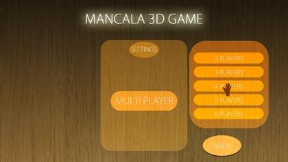 #15 untuk Design a 3D game of mancala oleh angela2015