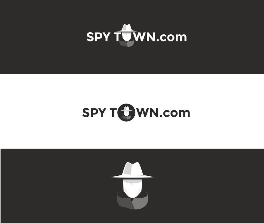 Penyertaan Peraduan #7 untuk Design a Logo for spy town