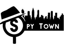 #12 untuk Design a Logo for spy town oleh shaneinvasion