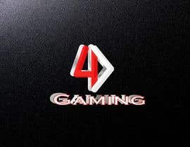 #116 for Design a Logo for 4-D Gaming by tamararadovic199