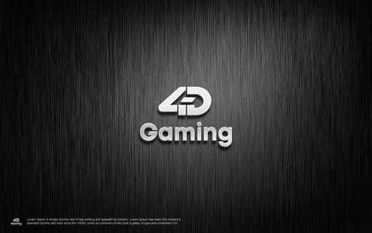billsbrandstudio tarafından Design a Logo for 4-D Gaming için no 48