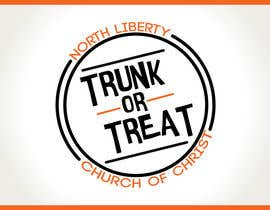 #25 untuk Trunk or Treat Logo Design oleh JosB