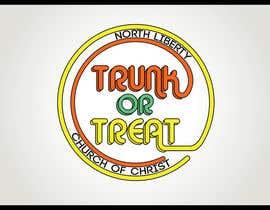 #50 untuk Trunk or Treat Logo Design oleh JosB