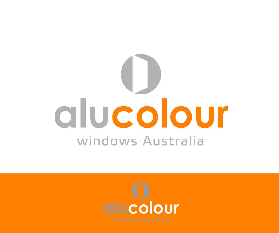 Konkurrenceindlæg #57 for Design a Logo for Alucolour Windows Australia