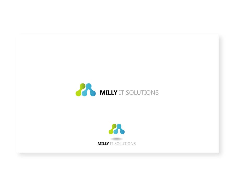#55 for Design a Logo for Milly IT Solutions by punkozi