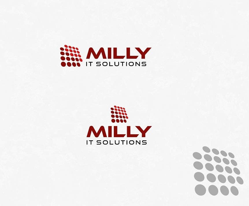 #44 for Design a Logo for Milly IT Solutions by sunnnyy