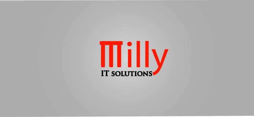#68 for Design a Logo for Milly IT Solutions by azimbikrom