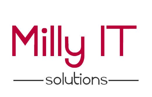 #63 for Design a Logo for Milly IT Solutions by Gabriela5