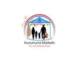 CarmenD80 tarafından Design a Logo for Kununurra Markets için no 95