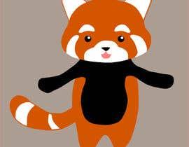 #31 untuk Red Panda Mascot For Language Learning Site oleh hdez10r
