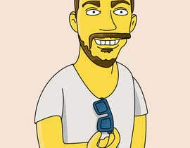 #4 for Illustrate Me as a Simpson's Character by kunjanpradeep