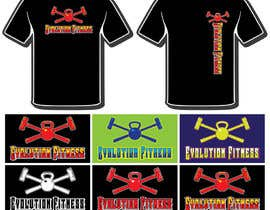 #10 untuk Design a T-Shirt oleh Atomicaxe