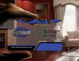 #24 for Design some Business Cards for Car Wrap Business by rhayramos11