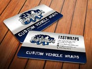 Contest Entry #32 for Design some Business Cards for Car Wrap Business