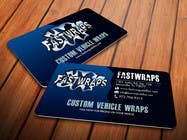 Contest Entry #34 for Design some Business Cards for Car Wrap Business