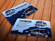 Contest Entry #39 for Design some Business Cards for Car Wrap Business